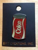 Vintage 1988 Coca Cola Pin Gift Creations Inc.