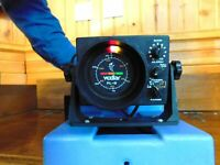Vexilar FL-8 Ice Fishing Fish Finder; w/transducer -  WORKS GREAT