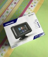 Lowrance Elite7 Ti2 Fish Finder Without Transducer - 00014629001