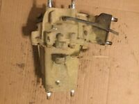 86 honda fourtrax 350 4x4 Front Differential