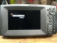 Humminbird 898c SI Combo with all original hardware. Used