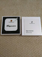 Porsche Taycan 2020 Wireless Charger Limited Edition New in Box