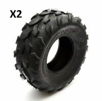 2x Kazuma Panda 100cc 110cc Rear or Front Quad Bike ATV 19x7-8 Tyre 19x7x8 Tires