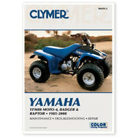 1992-2001 Yamaha YFM80 Badger ATV Clymer Repair Manual