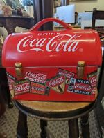 Coca Cola cookie jar by Gibson