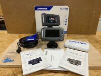 Lowrance Elite-5 Ti Touch Combo with Chirp Sonar & HDI Transducer 000-12697-001