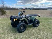 Polaris Sportsman 400ho 4x4 ATV Ebs Quad Winch Nice Wheeler