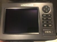 Lowrance HDS 7 Gen 2 Non Touch