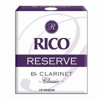 Rico RCT10355 Reserve Classic #3.5+ - Box of 10