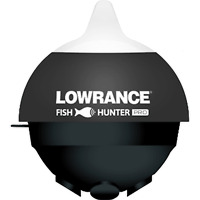 Lowrance FishHunter PRO - Portable Fish Finder Connects via WiFi to iOS and