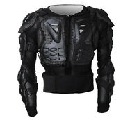 Motocross Riding Body Spine Chest Armour Protect Jacket Vest MX ATV S-3XL Armor