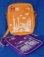 Emirates Airlines FLY WITH ME Lonely Planet Kids Carry On Bags Set of Two