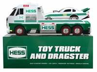 2016 HESS Toy Truck & Dragster NIB * SEALED BOX Brand New Free Shipping