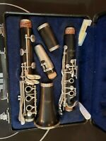 Selmer 103 Wood CLARINET New Pads! Band ready with HS** Mouthpiece!