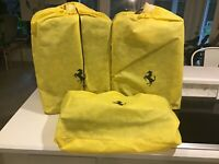 Ferrari 488 Spider OEM Schedoni Luggage Set