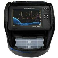Lowrance HOOK Reveal 7 Icemachine Fishfinder w DownScan Imaging 000 15542 001