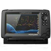 Lowrance HOOK Reveal 7 Fishfinder w 7quot; Display amp; DownScan Imaging 000 15513 001