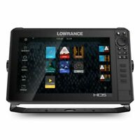 LOWRANCE HDS LIVE 12 C MAP INSIGHT NO TRANSDUCER FISH FINDER 000 14427 001