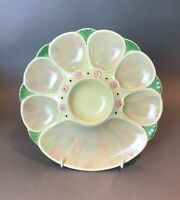 Antique Minton Majolica Oyster Plate or Server c.1910 20