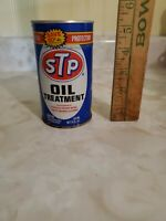 Vintage STP Oil Treatment