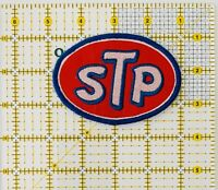 STP Oil Treatment Iron On Patch Performance Racing NASCAR