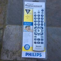 Phillips Universal Remote Control BRAND NEW SEALED $8.00
