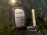 GENUINE OEM Hyundai Sonata Brown Key Fob Smart Remote $17.00