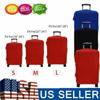 18 28inch Travel Luggage Anti scratch Cover Protector Elastic Suitcase Dustproof