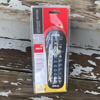 RCA Universal Remote Control RCR312WR with Manual Codes Original Packaging $10.49