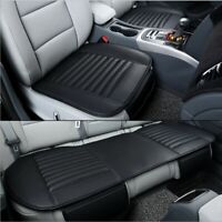 Car Seat Cover Set Leather Full Surround Universal For Auto Interior Accessories $38.39