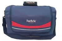 Spirit Frontier Personal Item Messenger Carry On Under The Seat Bag 18x14x8 Blue