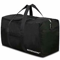 NEW Extra Large Foldable Duffle Bag Travel Luggage Sports Gym Tote Men Women 96L