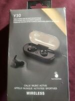 Noise Cancelling Touch Controls Bluetooth 5.0 Wireless Headphones $10.00