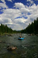 Guided Fly Fishing Trip on the Big Blackfoot River - Montana