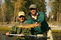 Guided Fly Fishing Trip on Bitterroot River - Montana
