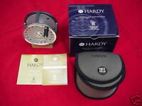 Hardy Fly Reel Model Marquis Salmon #2 Reel Made in England GREAT NEW