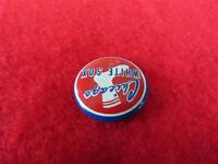 Vintage 1960s Chicago White Sox Baseball Pin Unmarked Collector 7955