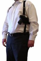 KING HOLSTER Shoulder Holster fits WALTHER PPQ Sub-Compact | P99c AS | PPS | CCP