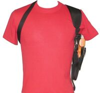 Gun Shoulder Holster for RUGER P85,P89,P90,P94, P345 Vertical Carry