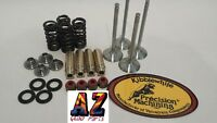Yamaha Raptor Grizzly Rhino 700 ATV UTV Kibblewhite Valves Springs Head Rebuild