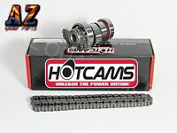 06 07 08 Raptor 700 Hotcams Hot Cams Cam Stage 3 Three Camshaft HD Timing Chain