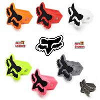FOX RACING HEAD TRAILER HITCH 2