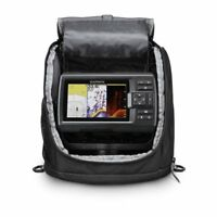 Garmin STRIKER Plus 5cv with GT8HW-IF Ice Fishing Transducer & Portable Kit