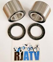 Can-Am Outlander 800 XMR 2015 Both Front Wheel Bearings And Seals