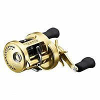 SHIMANO 15 CALCUTTA CONQUEST 400(401 LEFT HANDLE) Bait Casting Reel w/Track#
