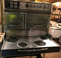 VINTAGE FRIGIDAIRE FLAIR RANGE STOVE IMPERIAL OVEN  1960's ELECTRIC