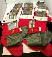 Set of 22 Duck Dynasty Themed Christmas Stockings + Camo Stocking Stuffers NEW