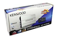 Kenwood KAC-M1824BT 400 Watts 4-Channel Marine BOAT ATV Amplifier Bluetooth New