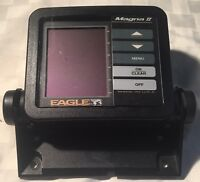 Lowrance Eagle Magna II Fish Finder With Mounting Base Only.