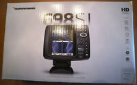 NEW Humminbird 698ci HD Color Side Imaging Depth Fish Finder Combo GPS